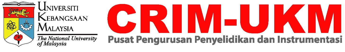 Laman Web CRIM-UKM Logo